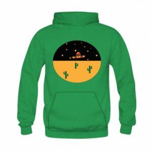 Bluza z kapturem dziecięca UFO
