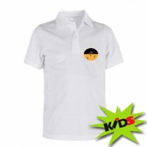 Dziecięca koszulka polo UFO - PrintSalon