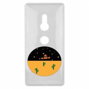 Etui na Sony Xperia XZ2 UFO