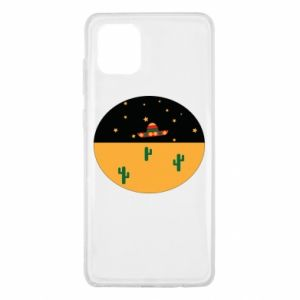 Etui na Samsung Note 10 Lite UFO