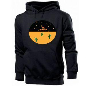 Men's hoodie UFO