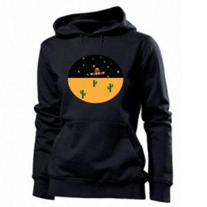 Damska bluza UFO - PrintSalon