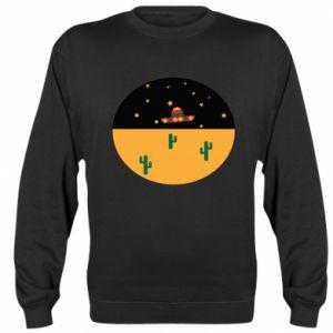 Bluza (raglan) UFO