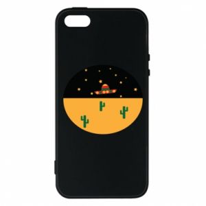 Etui na iPhone 5/5S/SE UFO - PrintSalon