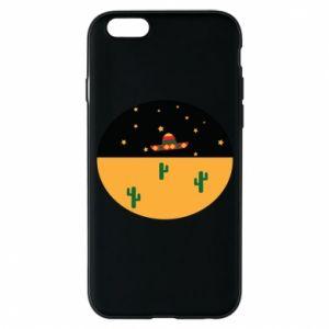 Etui na iPhone 6/6S UFO - PrintSalon