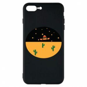 Etui na iPhone 7 Plus UFO - PrintSalon