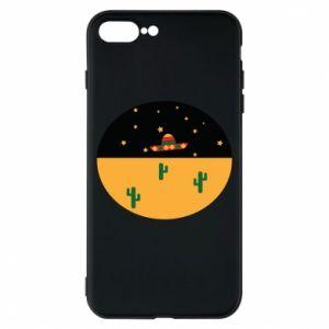 Etui na iPhone 8 Plus UFO - PrintSalon