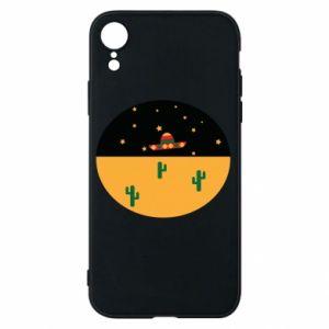 Etui na iPhone XR UFO - PrintSalon