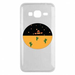 Etui na Samsung J3 2016 UFO - PrintSalon