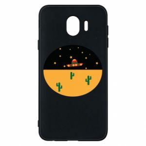 Etui na Samsung J4 UFO - PrintSalon