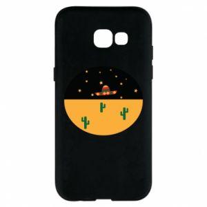 Etui na Samsung A5 2017 UFO - PrintSalon