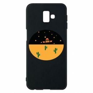 Etui na Samsung J6 Plus 2018 UFO - PrintSalon