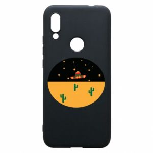 Etui na Xiaomi Redmi 7 UFO - PrintSalon