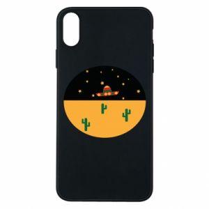 Etui na iPhone Xs Max UFO