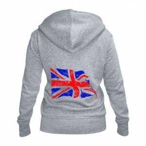 Damska bluza na zamek UK