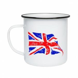 Enameled mug UK