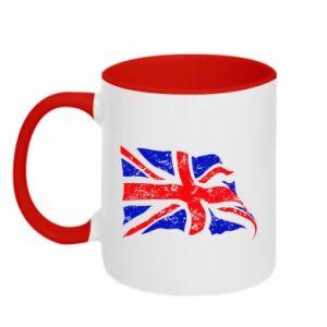 Kubek dwukolorowy UK