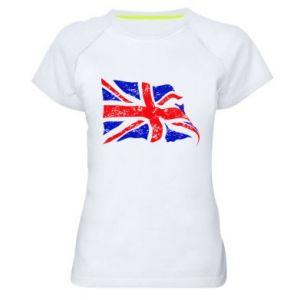 Women's sports t-shirt UK