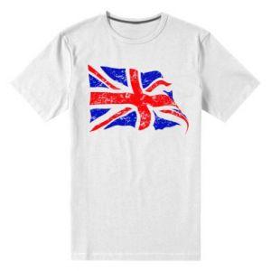 Męska premium koszulka UK