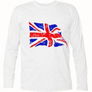 Koszulka z długim rękawem UK