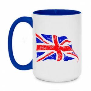 Two-toned mug 450ml UK