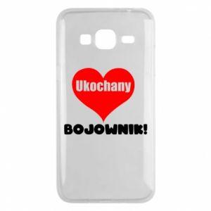 Etui na Samsung J3 2016 Ukochany bojownik