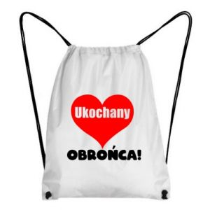 Plecak-worek Ukochany obrońca