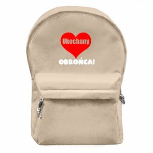 Plecak z przednią kieszenią Ukochany obrońca