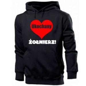 Men's hoodie Beloved soldier