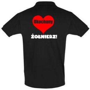 Men's Polo shirt Beloved soldier