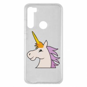 Etui na Xiaomi Redmi Note 8 Unicorn pleased with itself