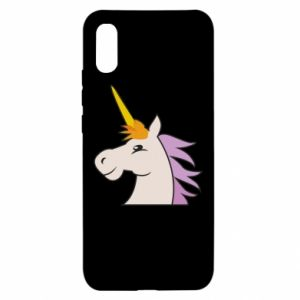 Etui na Xiaomi Redmi 9a Unicorn pleased with itself