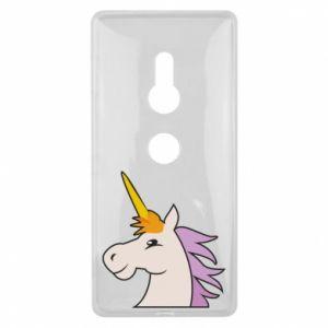Etui na Sony Xperia XZ2 Unicorn pleased with itself