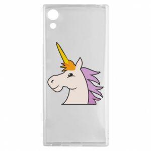 Etui na Sony Xperia XA1 Unicorn pleased with itself