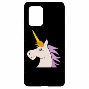 Etui na Samsung S10 Lite Unicorn pleased with itself