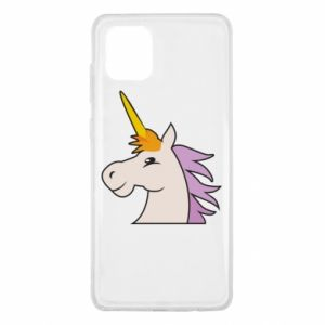 Etui na Samsung Note 10 Lite Unicorn pleased with itself
