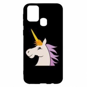 Etui na Samsung M31 Unicorn pleased with itself