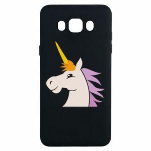 Etui na Samsung J7 2016 Unicorn pleased with itself