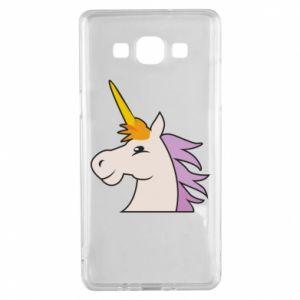 Etui na Samsung A5 2015 Unicorn pleased with itself