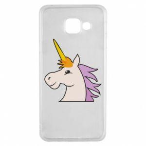 Etui na Samsung A3 2016 Unicorn pleased with itself