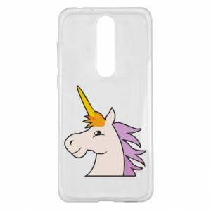Etui na Nokia 5.1 Plus Unicorn pleased with itself
