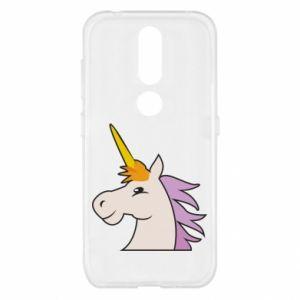 Etui na Nokia 4.2 Unicorn pleased with itself