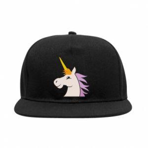 SnapBack Unicorn pleased with itself