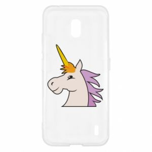 Etui na Nokia 2.2 Unicorn pleased with itself