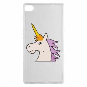 Etui na Huawei P8 Unicorn pleased with itself