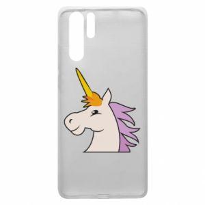 Etui na Huawei P30 Pro Unicorn pleased with itself