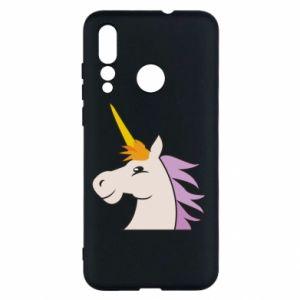 Etui na Huawei Nova 4 Unicorn pleased with itself