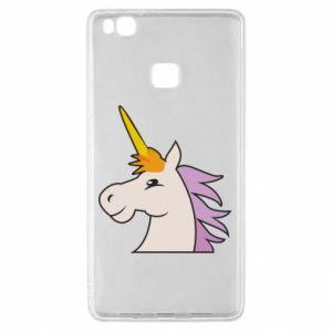 Etui na Huawei P9 Lite Unicorn pleased with itself