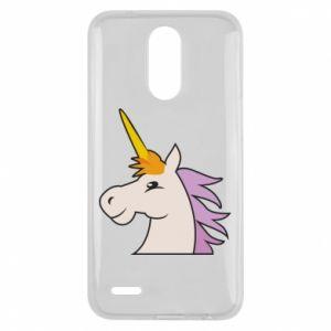 Etui na Lg K10 2017 Unicorn pleased with itself