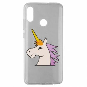 Etui na Huawei Honor 10 Lite Unicorn pleased with itself